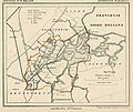 Netherlands, Warmond, map, around 1865-1870.jpg