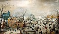 Netherlands-4264 - Winter Landscape with Ice Skaters (11715446415).jpg