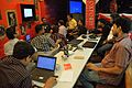New Article Evaluation Method Discussion - Bengali Wikipedia Meetup - Kolkata 2015-10-11 6003.JPG