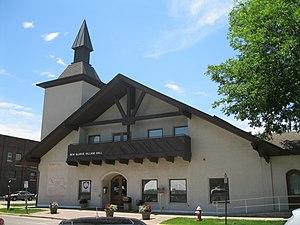 New Glarus, Wisconsin - New Glarus Village Hall