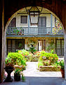 New Orleans - French Quarter Bosque House Courtyard.jpg