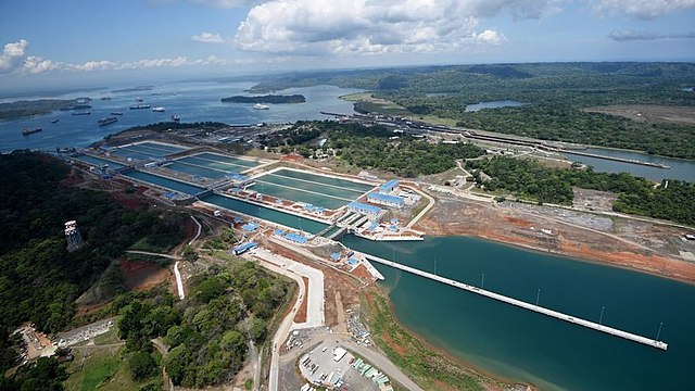 Image result for Panama Canal: