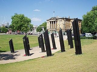New Zealand War Memorial, London