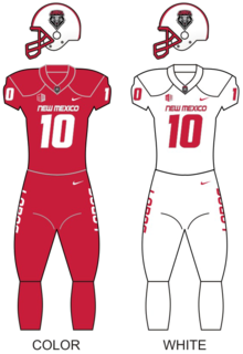 New Mexico Lobos football American college football team