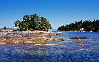 Newcastle Island Marine Provincial Park - Summer, Newcastle Island
