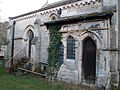 Newgate Street, Hertfordshire, St Mary's Church 14 - Chancel north chapel from the northwest.jpg