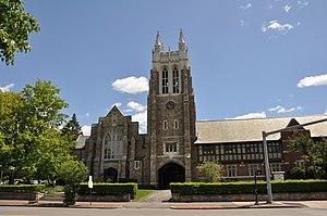 First Unitarian Society in Newton - Image: Newton MA First Unitarian Church