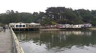 Nicks Cove, California Unincorporated community in California, United States