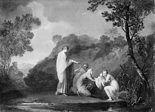 The Finding of the Infant Moses