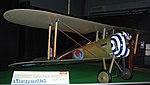 Nieuport 28, National Museum of the US Air Force, Dayton, Ohio, USA. (42151824072).jpg