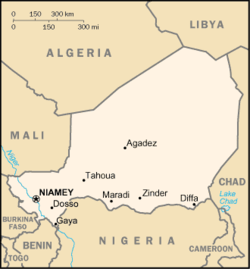 Geography of Niger - Wikipedia