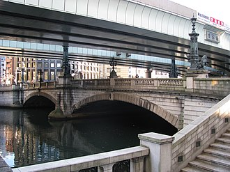 Japan National Route 1 - Image: Nihonbashi 12