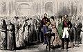 Noces d'argent du roi Léopold II et de la reine Marie-Henriette en 1878 - Version colorisée.jpg