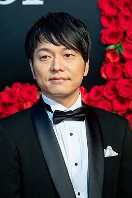 "Nojima Kenji from ""PSYCHO-PASS Sinners of the System Case.1 & Case.2"" at Opening Ceremony of the Tokyo International Film Festival 2018 (31746464218).jpg"