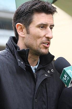 Nomar Garciaparra - Garciaparra in 2010