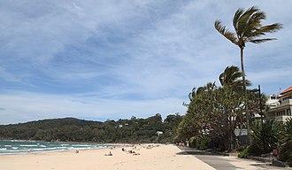 Noosa Heads, Queensland - Beach of Noosa Heads