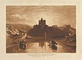 Norham Castle on the Tweed (Liber Studiorum, part XII, plate 57) MET DP821491.jpg