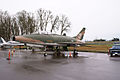 North American F-100F Super Sabre LSideFront EASM 4Feb2010 (14567977786).jpg