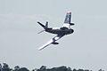 North American F-86F-30-NA Sabre Skyblazers Snodgrass 2nd Pass 03 TICO 13March2010 (14596194421).jpg