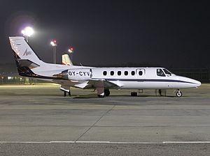 North Flying - Cessna 550 Citation II