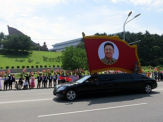 Military parades in North Korea