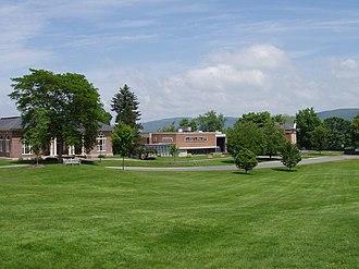 Northfield Mount Hermon School - Image: Northfield Mount Hermon School (Gill, MA) campus view