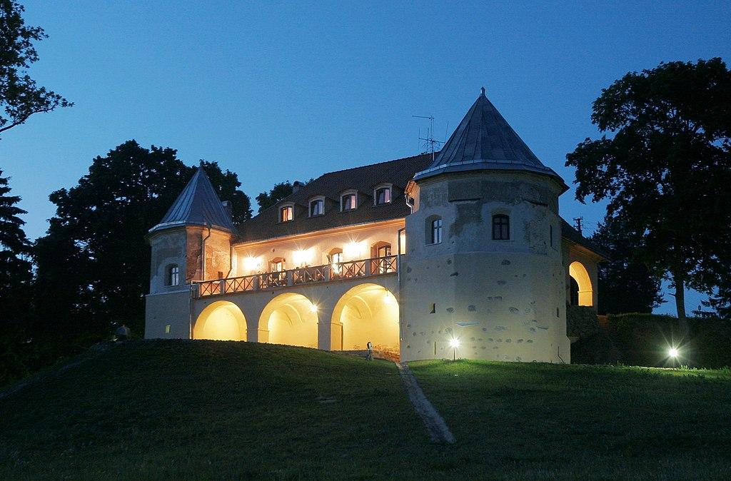 Norviliskiu pilis.Norviliškės Castle.JPG