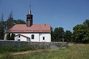 Nowa Kamienica k. Jeleniej Góry Kościół Św. Jana Chrzciciela (4).JPG