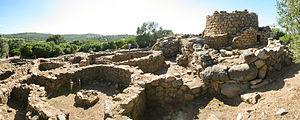 Nuraghe La Prisgiona - The Nuraghe La Prisciona, Sardinia