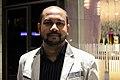 Nurunnaby Chowdhury at Wikimania 2018 (04).jpg