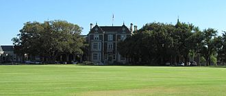 Prince Alfred College - Prince Alfred College, Jan 2012