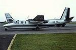 OO-TCA Rockwell Commander Transcontinental Airways CVT 14-10-80 (25200820938).jpg
