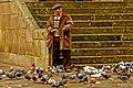 O velho e os pombos (2193383166).jpg