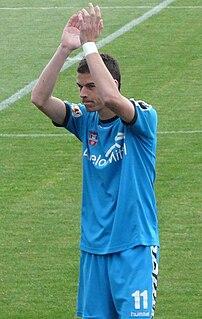 Răzvan Ochiroșii Romanian footballer