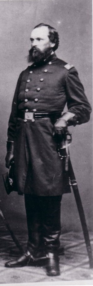 67th New York Infantry - Lt. Colonel Nelson Cross