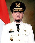 Official Portrait Sudirman Sulaiman, Vice Governor of South Sulawesi (2).jpg