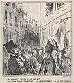 Oh! Mon ami...., j'ai peur de ces gens-là..., from Au Camp de Saint-Maur, published in Le Charivari, August 30, 1859 MET DP876787.jpg