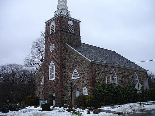 New Jersey church - WikiVisually