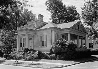 Edenton, North Carolina - Old Customs House, Edenton