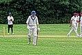 Old Finchleians Cricket Club v Highgate Taverners Cricket Club at Finchley, London, England 09.jpg