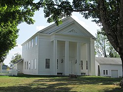 Old Meeting House, July 2012, Granville MA.jpg