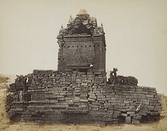 Gop Temple - Image: Old temple, general view from the east, Gop, Gujarat