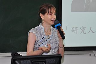 Olga Gorodetskaya Russian sinologist