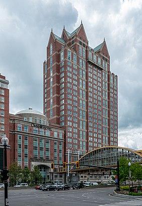 Cómo llegar a Omni Providence Hotel en transporte público - Sobre el lugar