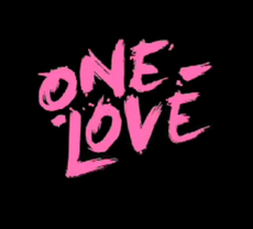 Logo del disco One Love