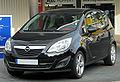 Opel Meriva B front 20100621.jpg