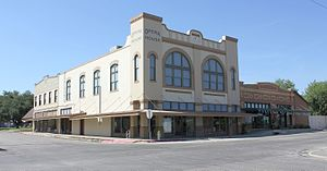 Shiner, Texas - Opera House in Shiner