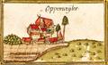 Oppenweiler - Burg, Andreas Kieser.png
