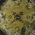 Oranjezaal vóór de restauratie- middendeel koepelgewelf - 's-Gravenhage - 20418367 - RCE.jpg