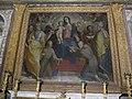Oratorio superiore di s. bernardino, beccafumi, madonna in gloria e santi, 1518, 01.JPG
